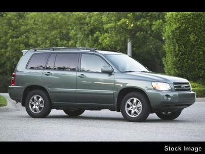 2004 Toyota Highlander in City of Industry