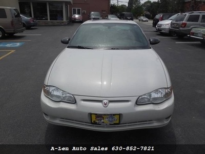 2004 Chevrolet Monte Carlo SS in DOWNERS GROVE