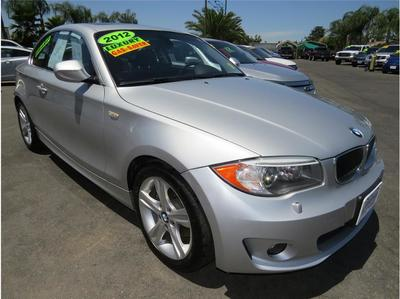 2012 BMW 1 Series in Bakersfield