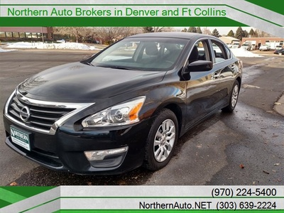 2013 Nissan Altima 2.5 S POWER SEAT BLUETOOTH - in D in Denver