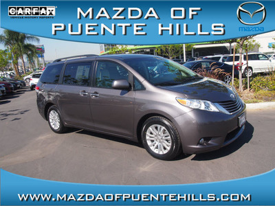 2011 Toyota Sienna in City of Industry