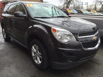 2013 Chevrolet Equinox LT in CHICAGO