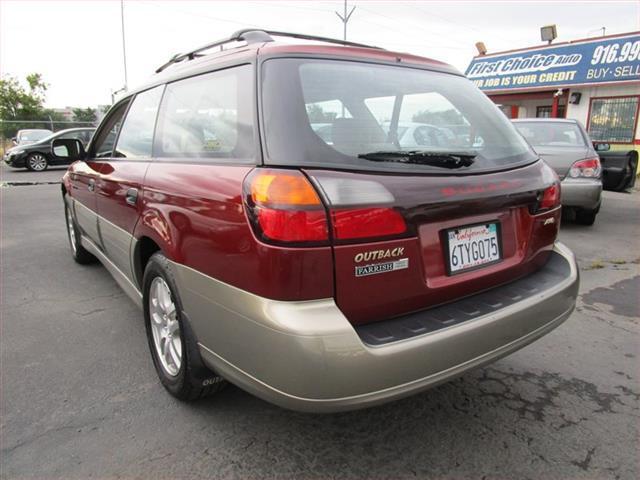 Subaru For Sale In Sacramento 2003 Subaru Outback In Sacramento