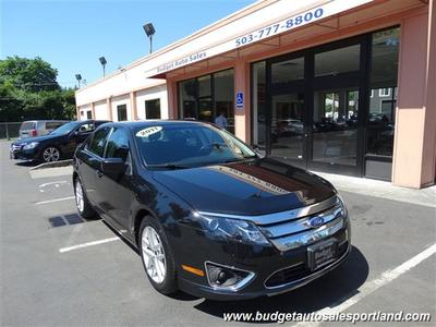 2011 Ford Fusion SEL ONE OWNER BAD CREDIT OK in Milwaukie