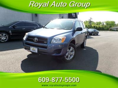 2010 Toyota RAV4 4x4 SPORT,ALLOY WHEELS, SILVER CERT in Burlington