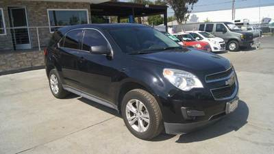 2010 Chevrolet Equinox in San Diego