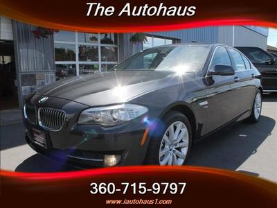 2012 BMW 528i xDrive in Bellingham