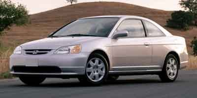 2001 Honda Civic 2DR CPE EX AUTOEX Automatic Coupe