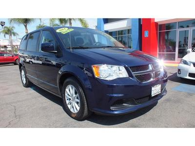 2014 Dodge Grand Caravan in Escondido