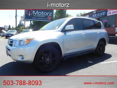 2007 Toyota RAV4 Limited 4x4 4dr  loaded super ez fi in Portland