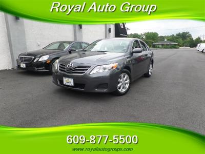 2011 Toyota Camry LE,ALLOY WHEELS,SUN ROOF,SILVER CE in Burlington