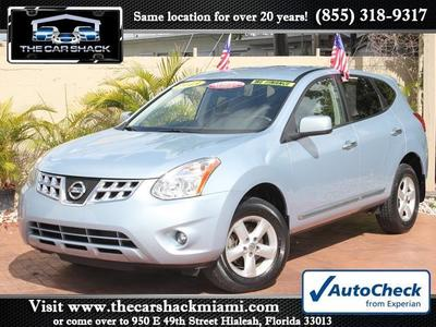 2013 Nissan Rogue S in Hialeah