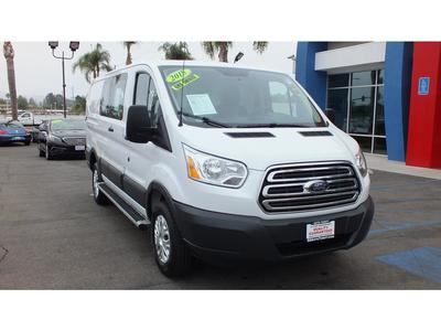 2015 Ford Transit Cargo Van in Escondido