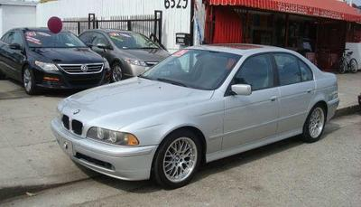 2002 BMW 5 Series in North Hollywood