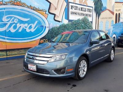 2012 Ford Fusion in Fullerton