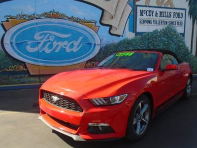 2016 Ford Mustang in Fullerton