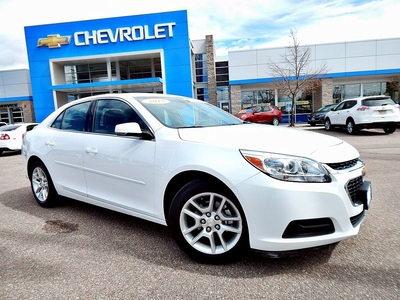 2015 Chevrolet Malibu in Colorado Springs