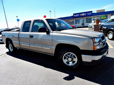 2004 Chevrolet Silverado 1500 in Colorado Springs