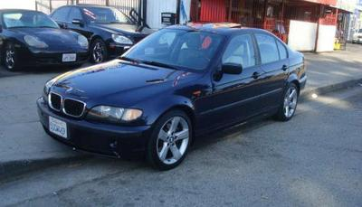 2004 BMW 3 Series in North Hollywood