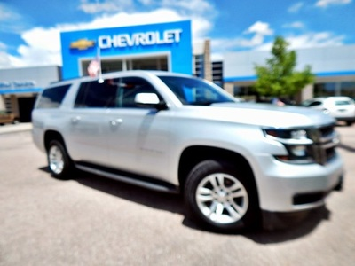 2015 Chevrolet Suburban in Colorado Springs