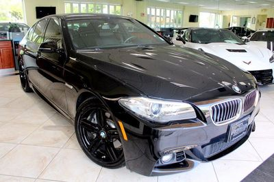2014 BMW 5 Series in Burbank