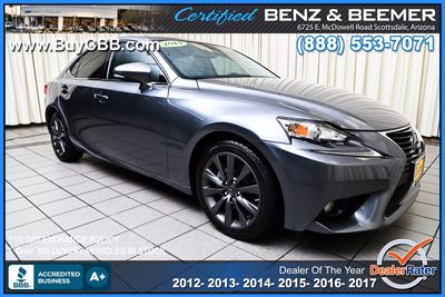2014 Lexus IS 250 in Scottsdale