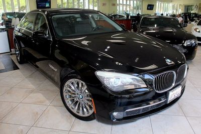 2011 BMW 7 Series in Burbank