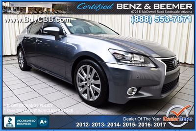 2013 Lexus GS 350 in Scottsdale
