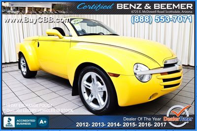 2003 Chevrolet SSR in Scottsdale