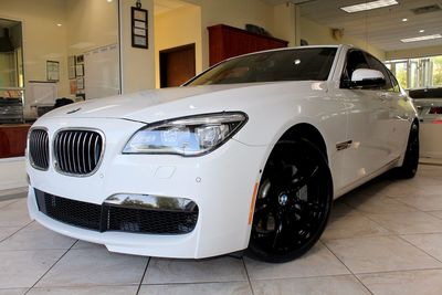 2015 BMW 7 Series in Burbank