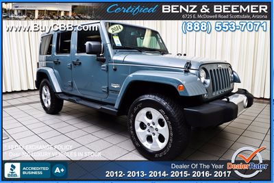 2014 Jeep Wrangler Unlimited in Scottsdale