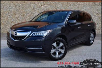 2015 Acura MDX in Tampa