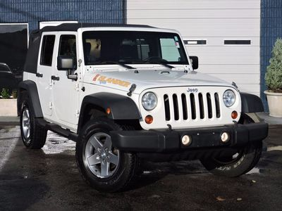 2010 Jeep Wrangler Unlimited in Saugus