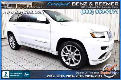 2015 Jeep Grand Cherokee in Scottsdale