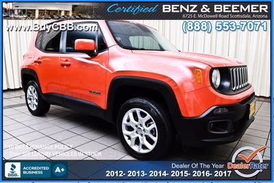 2016 Jeep Renegade in Scottsdale