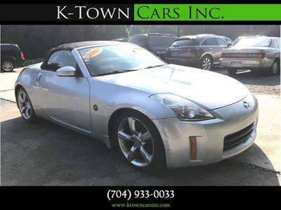 2007 Nissan 350Z in Kannapolis