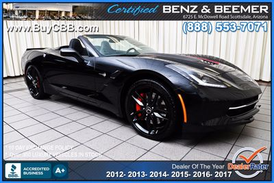 2014 Chevrolet Corvette Stingray in Scottsdale
