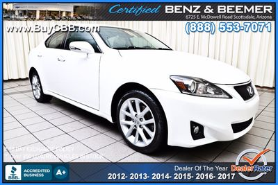 2011 Lexus IS 250 in Scottsdale