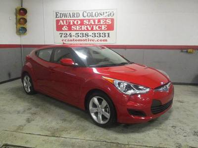2015 Hyundai Veloster in Evans City