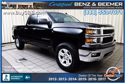 2014 Chevrolet Silverado 1500 in Scottsdale