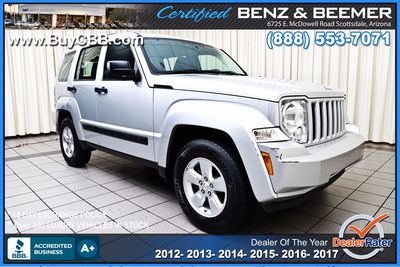 2009 Jeep Liberty in Scottsdale