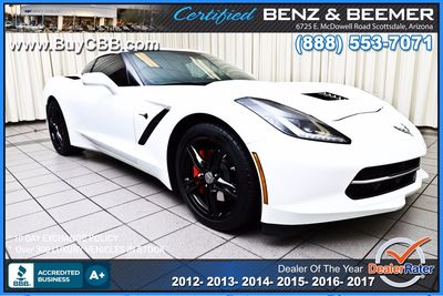 2016 Chevrolet Corvette in Scottsdale