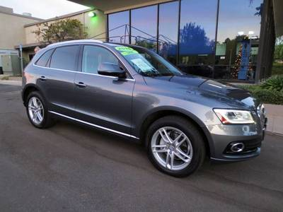 2015 Audi Q5 in Thousand Oaks