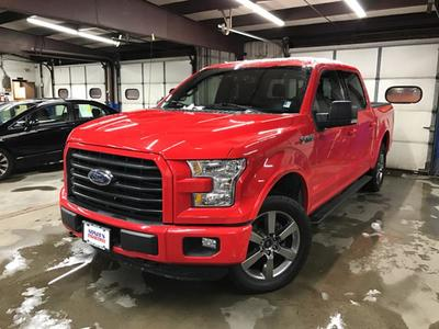 2015 Ford F-150 in Worcester