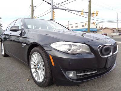 2012 BMW 5 Series in South Hackensack