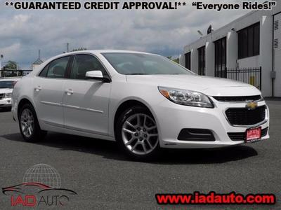 2015 Chevrolet Malibu in Laurel
