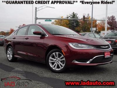 2016 Chrysler 200 in Laurel