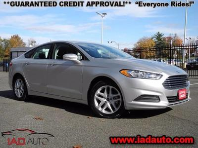 2016 Ford Fusion in Laurel