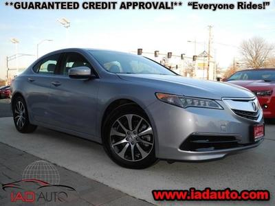 2016 Acura TLX in Laurel