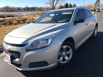 2015 Chevrolet Malibu in Denver